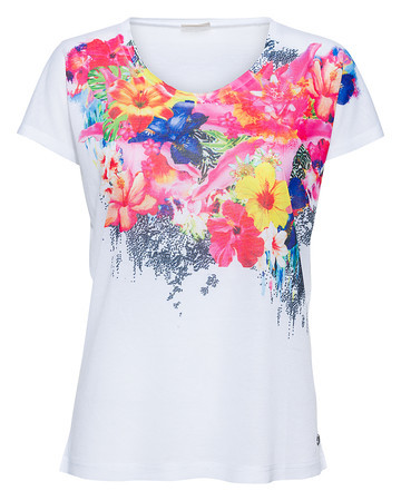 Numph Anne Top Bright White