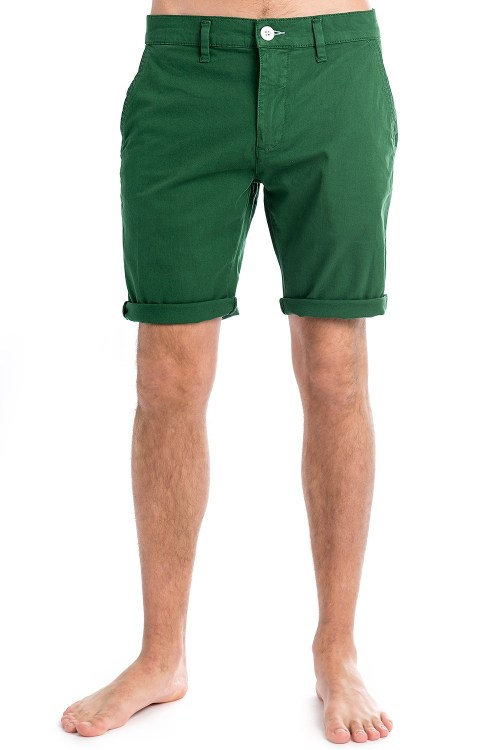 Slimson Shorts Green1